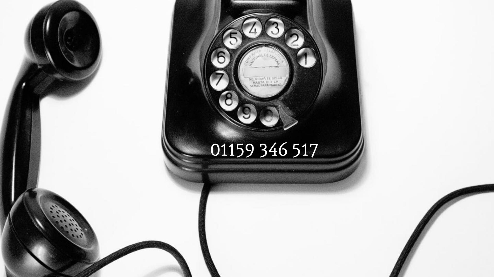 call us Call us 01159 346 517