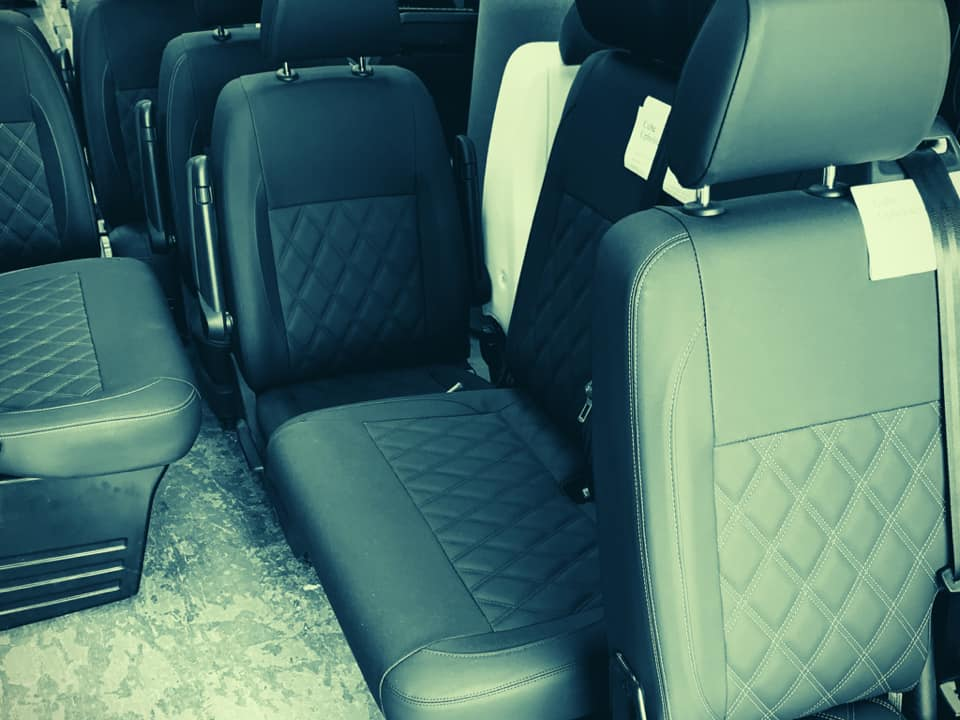 [object object] ABOUT US cab seats